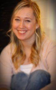 Marta Brown Author Photo