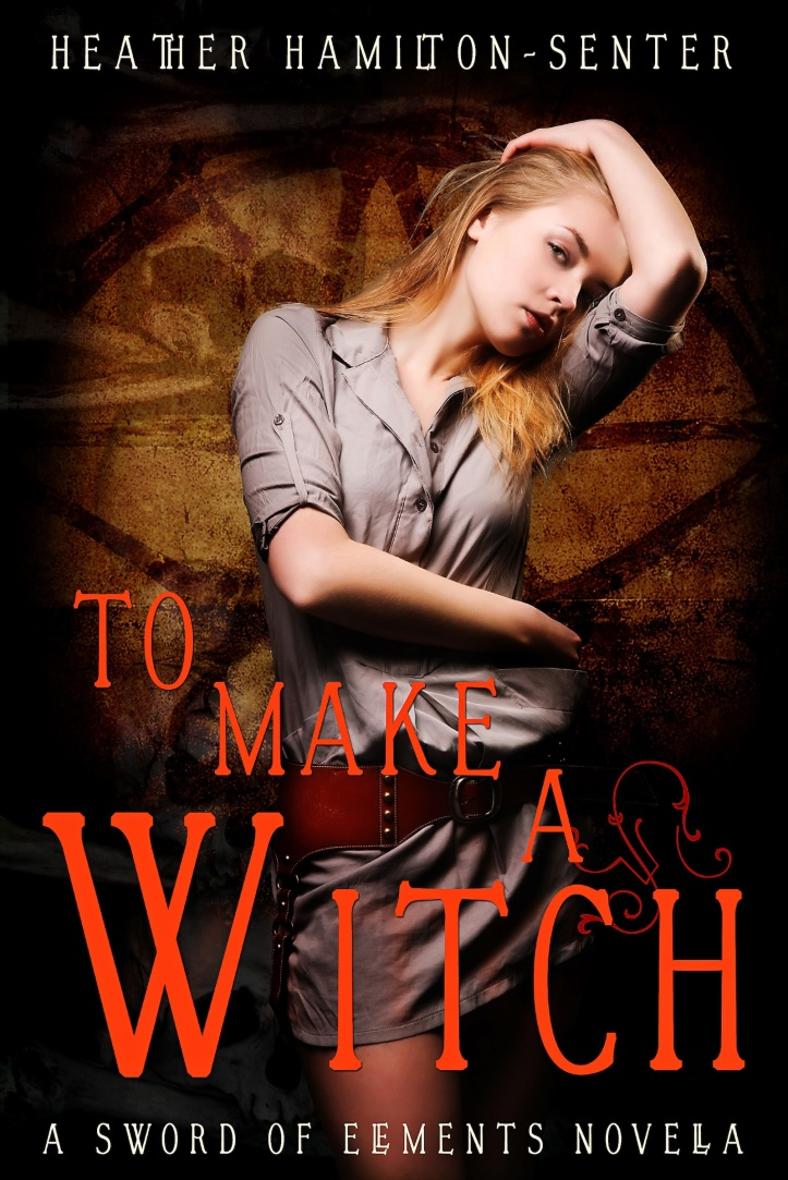 to make a witch cover reveal copy