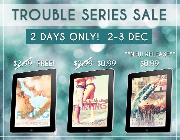 Trouble-series-sale