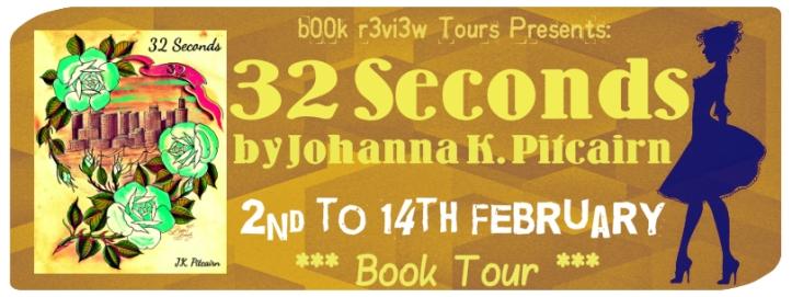 32Secs Book Tour Banner