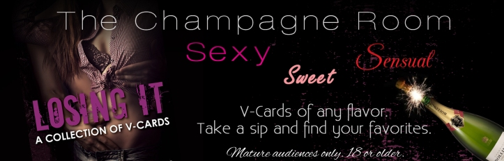 Champagne Room FB banner