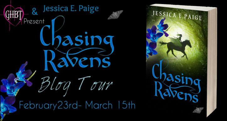 Chasing Ravens Blog Tour