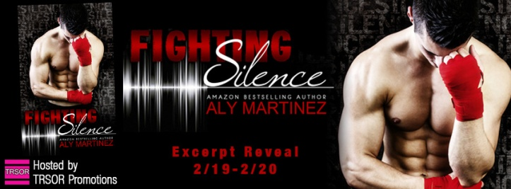 FIGHTING SILENCE EXCERPT REVEAL