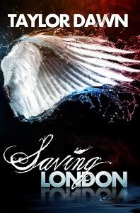 Saving London Cover