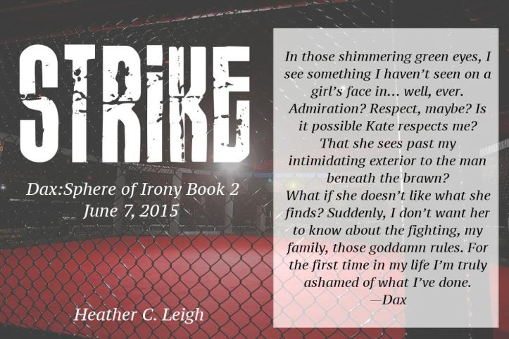 strike blog tour