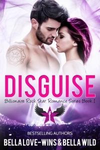 BK1 Disguise E-Book Cover