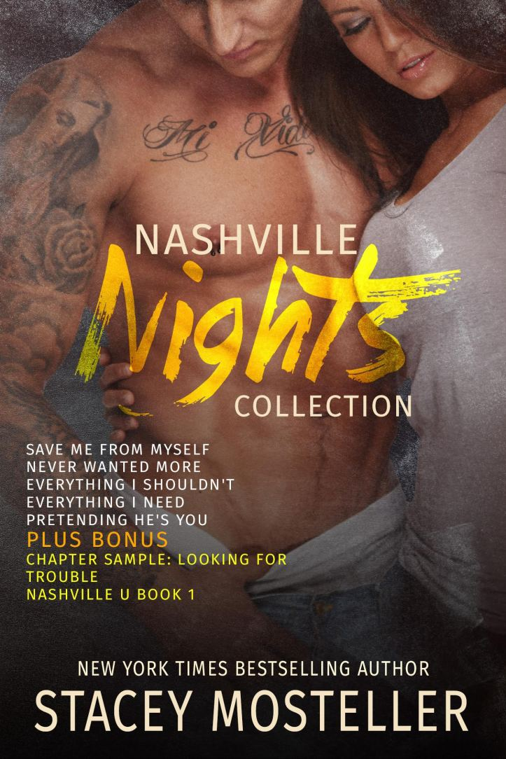 Swoon Romance_Nashville Nights Box Set_Stacey Mosteller_Bookcover